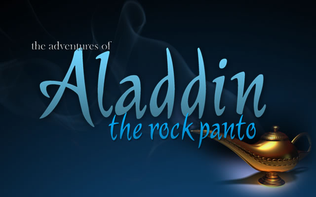 The Adventures of Aladdin - the rock panto