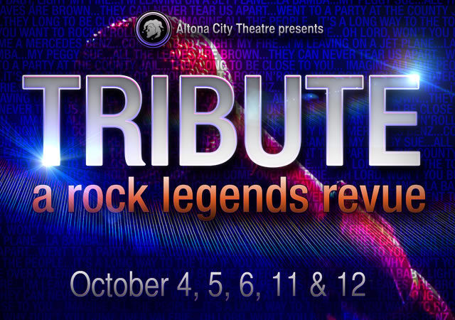 Tribute - A Rock Legends Revue