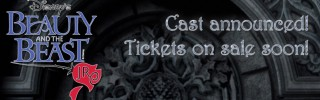 ACTions Beauty and the Beast Cast Announcement
