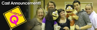 Avenue Q Cast Announcement