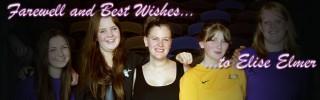 ACT Farewells Elise Elmer