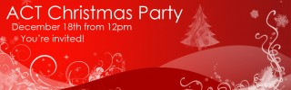 ACT's Christmas Party