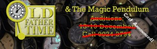 Old Father Time and the Magic Pendulum Cast Announcement