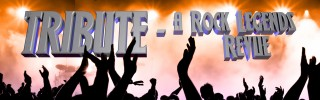 Cast Announcement: Tribute – A Rock Legends Revue