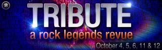 Tribute – A Rock Legends Revue