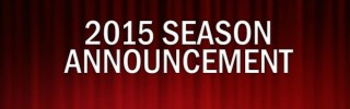 2015 Season Announcement