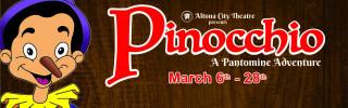 Pinocchio – A Pantomime Adventure