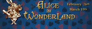 Alice in Wonderland Auditions