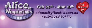 Closed: Alice in Wonderland Auditions
