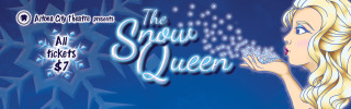 The Snow Queen Auditions